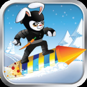 Racing Ninja Bunnies - XMAS nitro rocket warrior surfers payback!