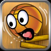 Basketball Physics Puzzle