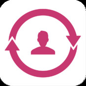 Sync & Backup & Clean Contacts for iPhone, Google Gmail & Facebook Lite