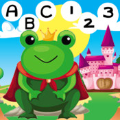 A Fairy Tale Kids Game! Various Set of Free Educational Tasks: Calculate, Count, Spell& Find Animals fairy search spell