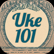 Uke101 - Ukulele Lessons, Tracks and Games for Beginners