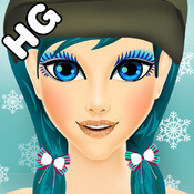 Winter Girl Makeover - Hot Spa, Star Makeup Salon & Top Girl Makeover