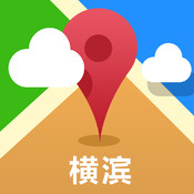 Yokohama Offline Map(offline map, subway map, GPS, tourist attractions information)