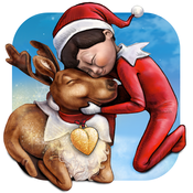 Elf Pets Reindeer - Elf on the Shelf® — Virtual Pet with Mini Games and Christmas Magic Meter™ for Kids