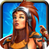 "Thrones of War RPG - Dark Kingdoms Empire MMORPG Battle Game by ""Fun Free Kids Games"""