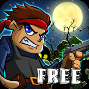 Pixel Battle FREE - Ninja Versus Zombies In the Streets by Top Game Kingdom