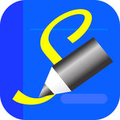 SpeedyWrite - Can quickly writing and append a note to Evernote. evernote