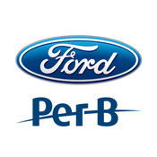 Per B. Ford ford danner automarkt