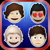 Emoji for 1D emoji
