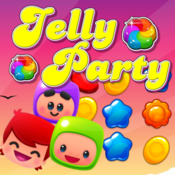 Jelly Party HD candy