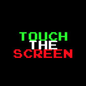 TOUCH THE SCREEN touch screen keyboard