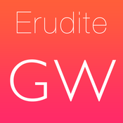 Erudite: word game game