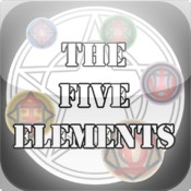 The Five Elements toy balls