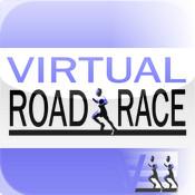 Virtual Road Race fun run multiplayer race