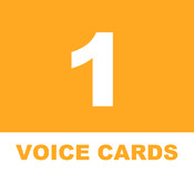 Number Voice Cards