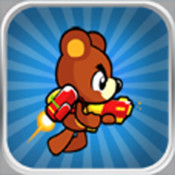 Electron Jetpack Bear