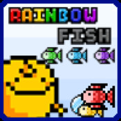 Rainbow Fish x SimSimi