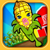 Baby Corn Run 3D Farm Race Free - Easy Kids Jump Racing by Top Crazy Games