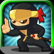 Block Head Ninja Line Run - Addictive Running Jumping Game (Best Free Kids Games)
