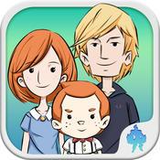 Happy Family (Memory Game)