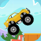 Mad Monster Truck Racing