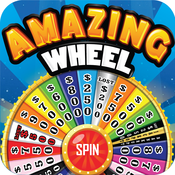 Amazing Wheel - Word and Phrase Quiz for Lucky Fortune Wheel