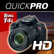 Canon T4i from QuickPro HD