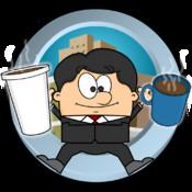 Java Jump Rush PRO – Clumsy Coffee World Office with Cartoon Boss Jerk by Uber Zany
