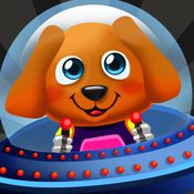 Mighty Tiny Pet Heroes vs Alien Space Monsters Arcade Shooter Game