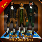 Over the world in 80 questions - Free version