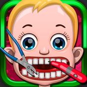 Baby Dentist Hospital Free - Uber Fun Kids Games for Girls