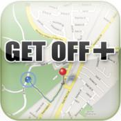 Get Off+ In Time Alarm Clock
