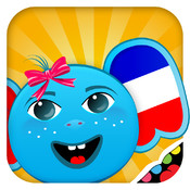 iPlay French: Kids Discover the World - children learn a language through play activities: puzzles, fun quizzes, cards and memory games