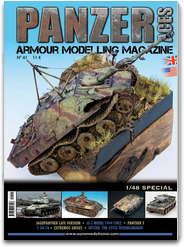 Panzer Aces – the Scale Military Vehicle magazine with the most realistic kits from the most innovative individuals in the hobby