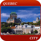 Quebec City Offline Travel Guide