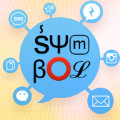 Symbol Font Mix - Cool Fonts Special Character and Emojis for Chat Messages and Your Favourite Messenger