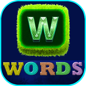 AlphaBet Words Scramble : New Classic word brain game - share with friends