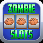 Brains Brains Brains Zombie Casino Slot Machine brains