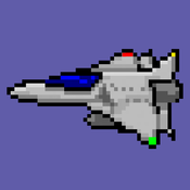 Crossy Pixel Planes - Fly Jet Aircrafts Past Missiles & Spaceships