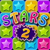 Lucky Stars 2 - A Free Addictive Star Crush Game To Pop All Stars In The Sky christmas stars
