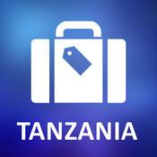 Tanzania Offline Vector Map