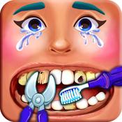 Wedding Day Dentist - fashion doctor make-over & little kids teeth make-up