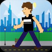 An Block Man Pixel Run - Survival Mini - Pixel Running Fun FULL VERSION Games