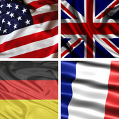 Country Flags Quiz - the Best Free Trivia Game to Learn Flags all Around the World