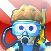 DiveMaster - real scuba diving game for free with sharks and dolphins