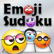 Emoji Sudoku - a puzzle game for the iPad