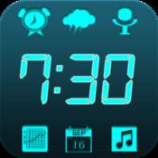 Pro 6 in 1 News Clock Radio Set