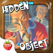 Sherlock Holmes: The Blue Diamond - Hidden Object Game FREE