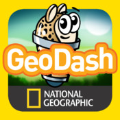 GeoDash: Wild Animal Adventure