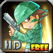 Titanium Soldier Dut Ops FREE : Army Commando Ranger Frontline Assault Battle